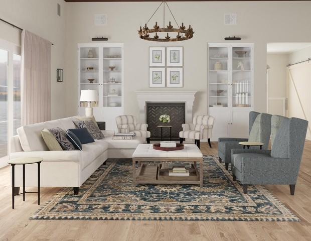 Pesquisa aponta preferência por ambientes vintage, com cores fortes e maior presença de materiais naturais.